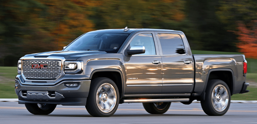 2017 GMC Sierra 1500 Concept and Owners Manual