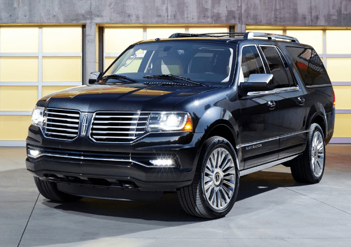 2017 Lincoln Navigator L Concept and Owners Manual