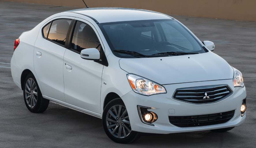 2017 Mitsubishi Mirage G4 Concept and Owners Manual