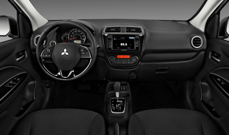 2017 Mitsubishi Mirage G4 Interior and Redesign