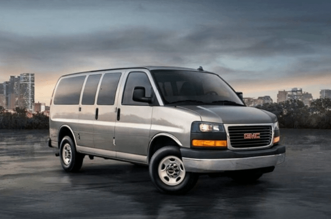 2018 GMC Savana 3500 Concept and Owners Manual
