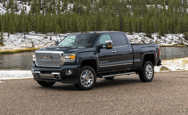 2018 GMC Sierra 2500 Concept and Owners Manual