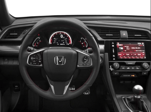 2018 Honda Civic Si Coupe Interior and Redesign
