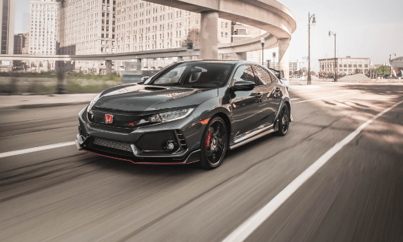 2018 Honda Civic Type R Owners Manual and Concept