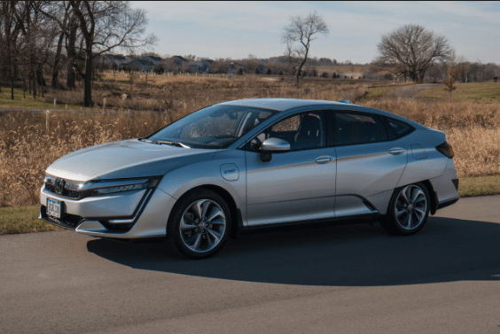 2018 Honda Clarity Owners Manual and Concept