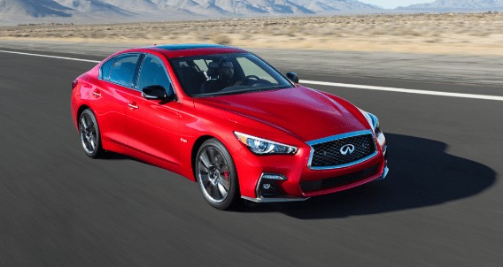 2018 Infiniti Q50 Owners Manual and Concept