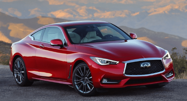 2018 Infiniti Q60 Owners Manual and Concept