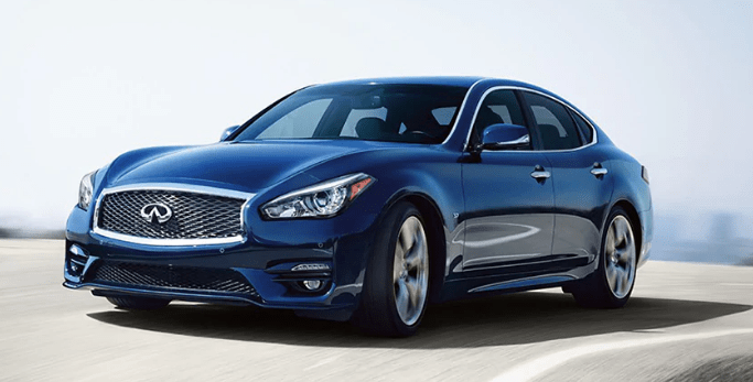 2018 Infiniti Q70 Owners Manual and Concept