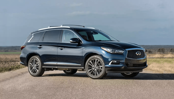 2018 Infiniti QX60 Owners Manual and Concept