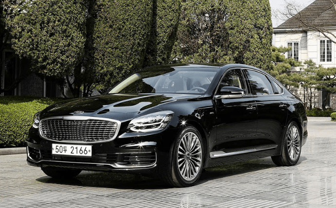 2018 Kia K900 Concept and Owners Manual
