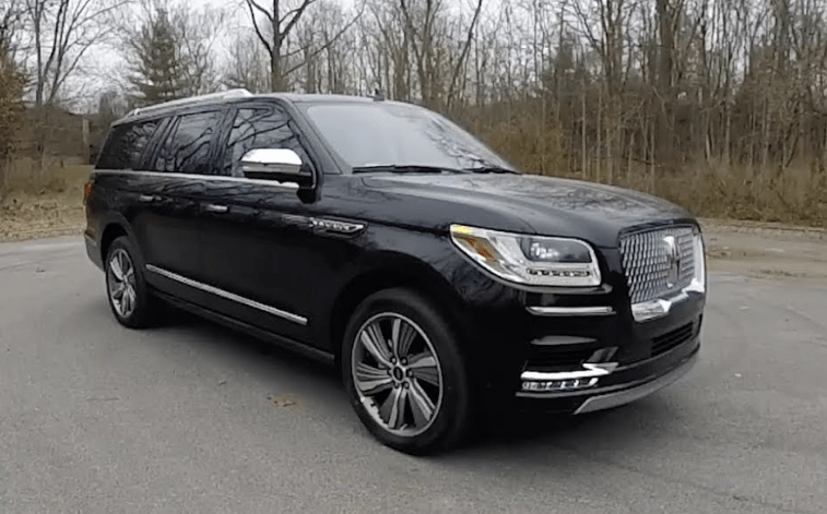2018 Lincoln Navigator L Concept and Owners Manual