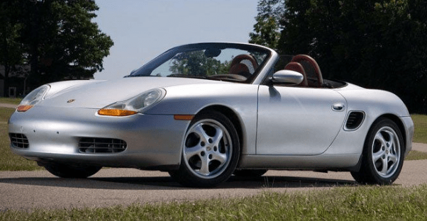 1999 Porsche Boxster Owners Manual and Concept