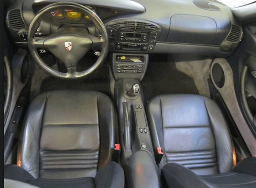 2001 Porsche Boxster Interior and Redesign