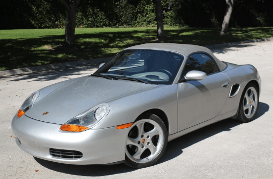 2001 Porsche Boxster Owners Manual and Concept