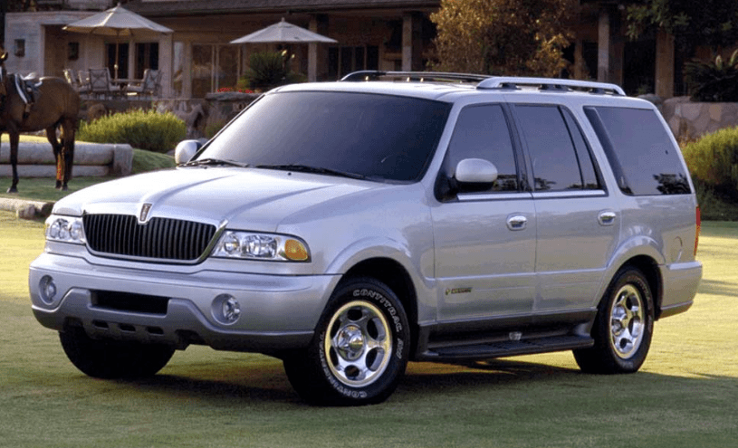 2002 Lincoln Navigator Owners Manual