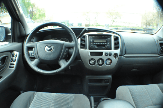2004 Mazda Tribute Interior and Redesign