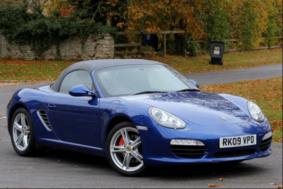 2004 Porsche Boxster Owners Manual and Concept