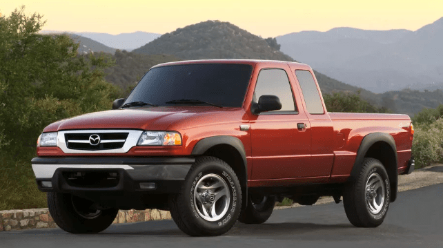 2005 Mazda B3000 Owners Manual and Concept