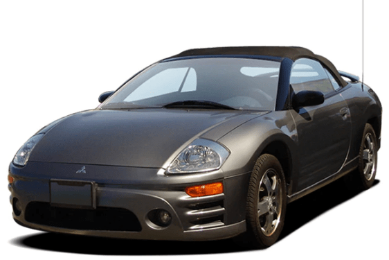 2005 Mitsubishi Eclipse Concept and Owners Manual