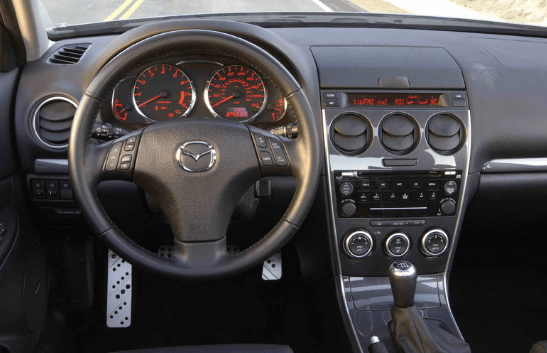 2006 Mazda Speed 6 Interior and Redesign