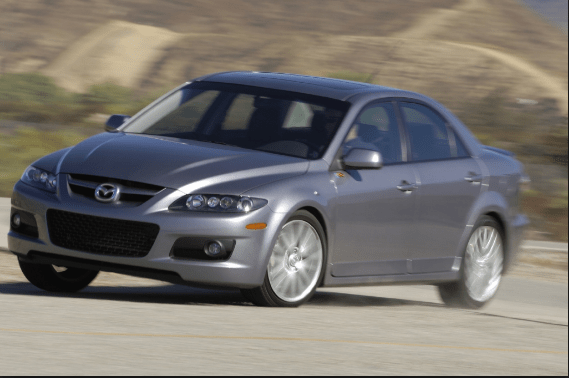 2007 Mazdaspeed 6 Owners Manual and Concept