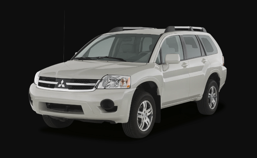 2007 Mitsubishi Endeavor Concept and Owners Manual