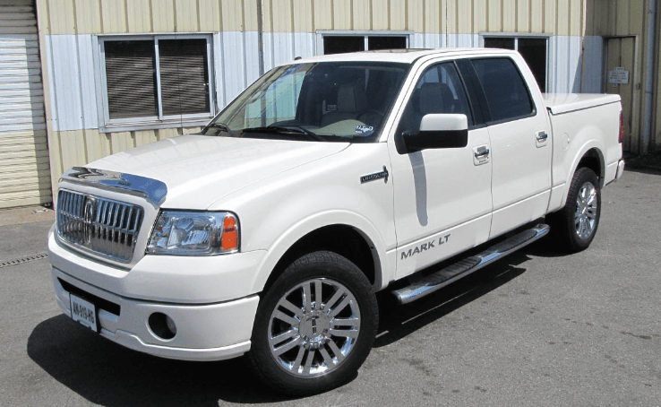 2008 Lincoln Mark LT Concept and Owners Manual