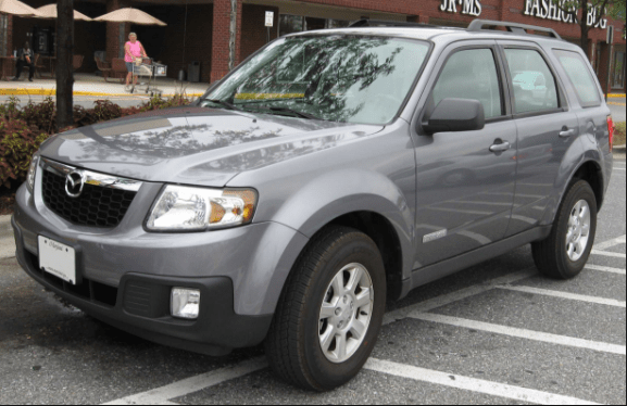 2008 Mazda Tribute Hybrid Owners Manual and Concept