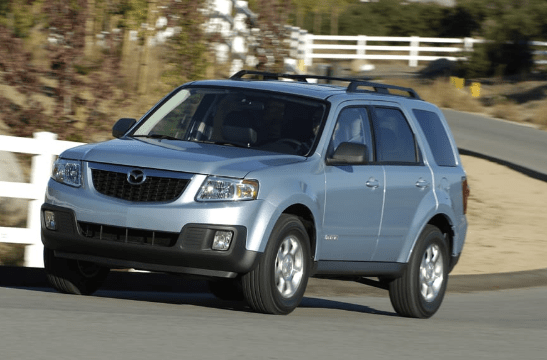 2009 Mazda Tribute Hybrid Owners Manual and Concept