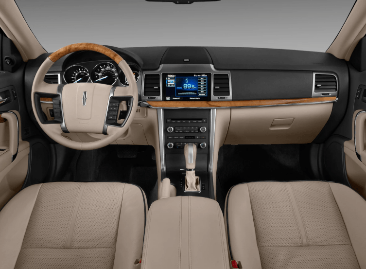 2010 Lincoln MKX Interior and Redesign