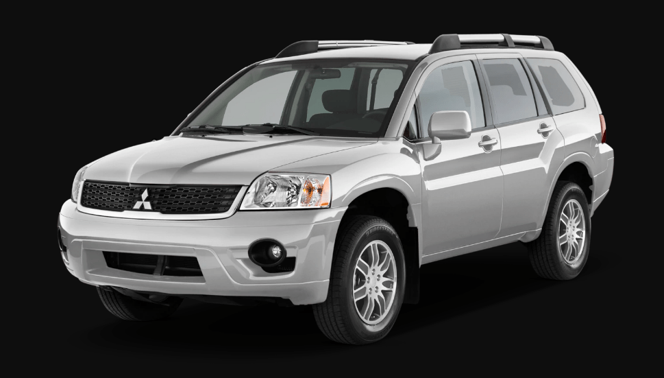 2010 Mitsubishi Endeavor Concept and Owners Manual