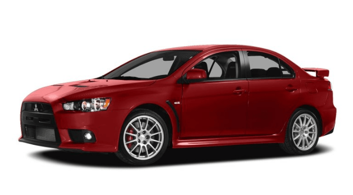2010 Mitsubishi Lancer Concept and Owners Manual