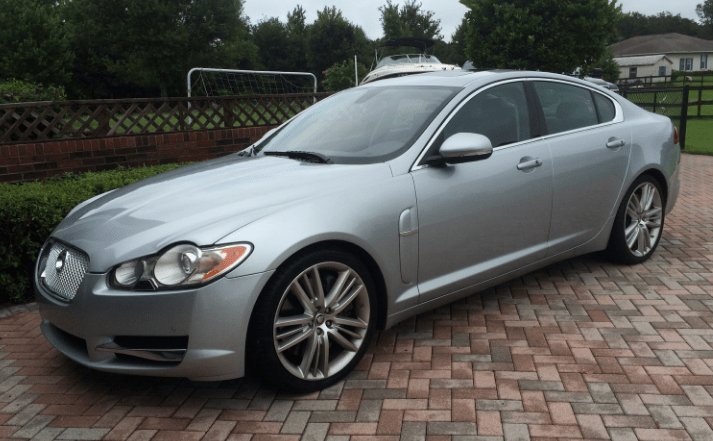 2011 Jaguar XF Concept and Owners Manual