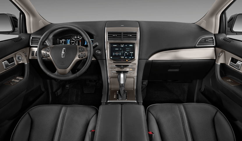 2011 Lincoln MKX Interior and Redesign