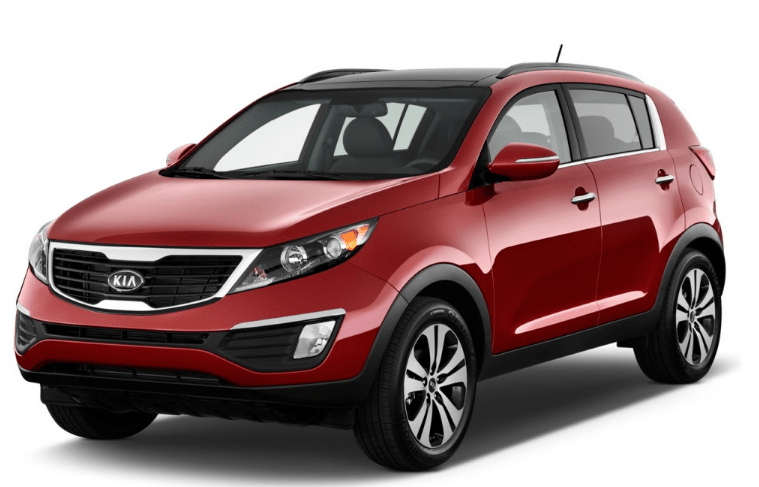 2012 Kia Sportage Concept and Owners Manual