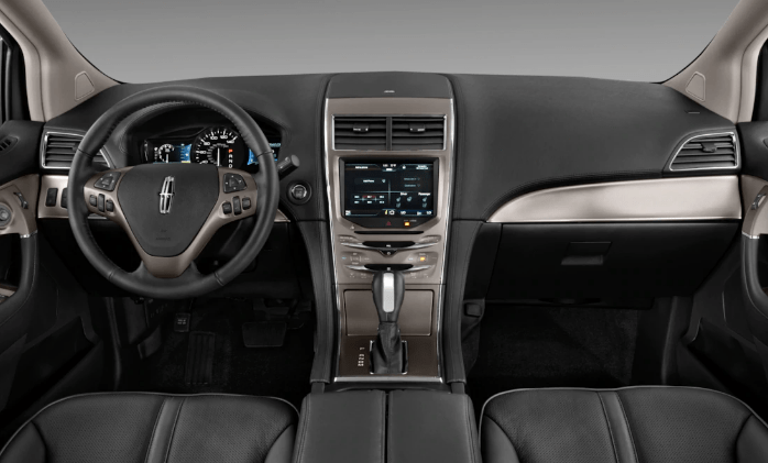 2012 Lincoln MKS Interior and Redesign