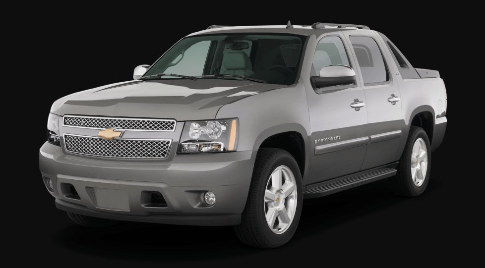 2013 Chevrolet Avalanche Concept and Owners Manual
