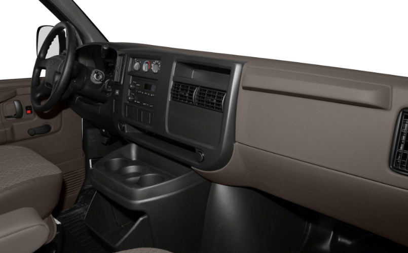 2013 Chevrolet Express 1500 Interior and Redesign