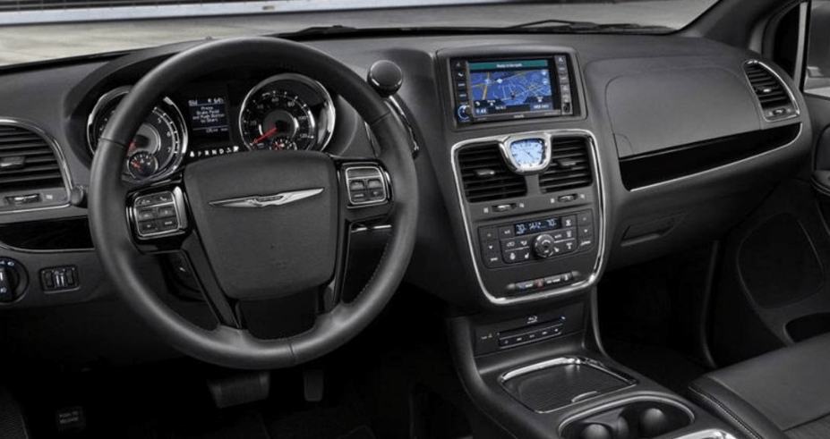 2013 Chrysler Town and Country Interior and Redesign