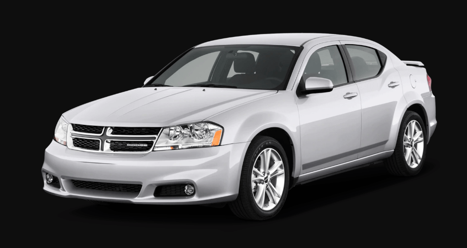 2013 Dodge Avenger Concept and Owners Manual