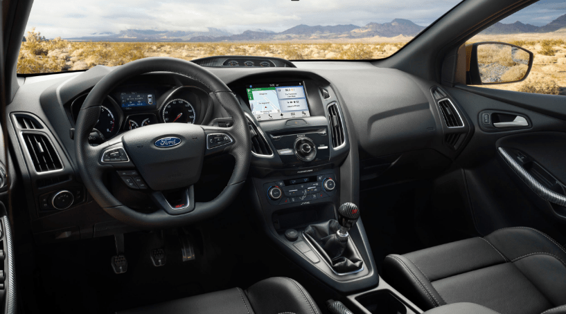 2013 Ford Focus ST Interior and Redesign