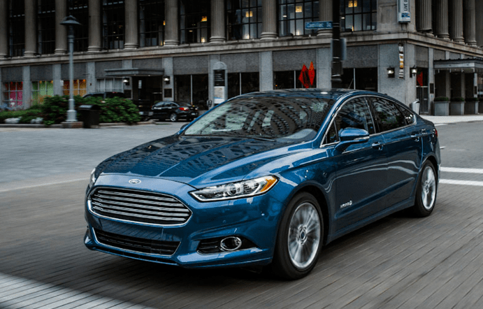 2013 Ford Fusion Energi Concept and Owners Manual