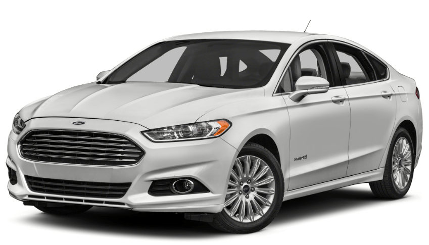 2013 Ford Fusion Hybrid Concept and Owners Manual