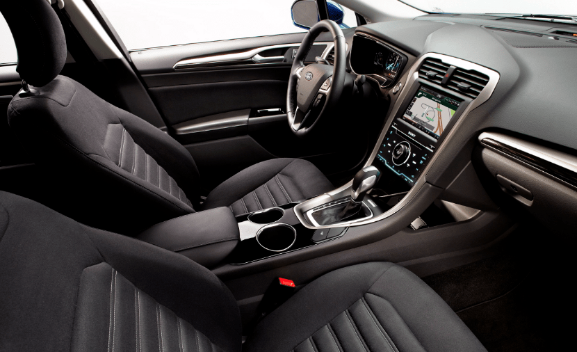 2013 Ford Fusion Hybrid Interior and Redesign