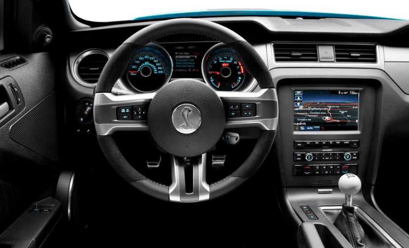 2013 Ford Mustang Shelby GT500 Interior and Redesign