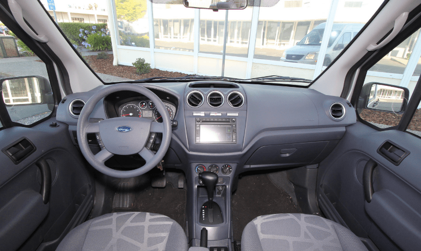 2013 Ford Transit Connect Interior and Redesign
