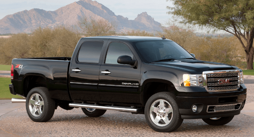 2013 GMC Sierra 2500 Concept and Owners Manual