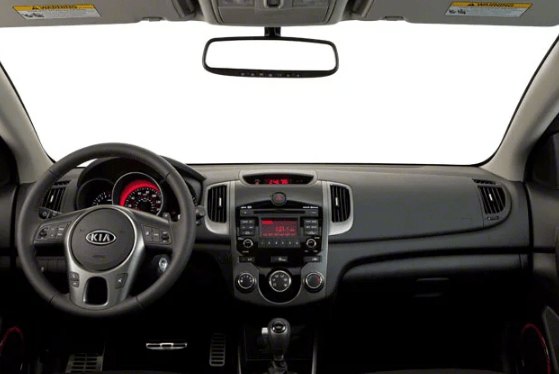 2013 Kia Forte Koup Interior and Redesign