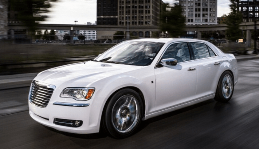 2014 Chrysler 300C Concept and Owners Manual