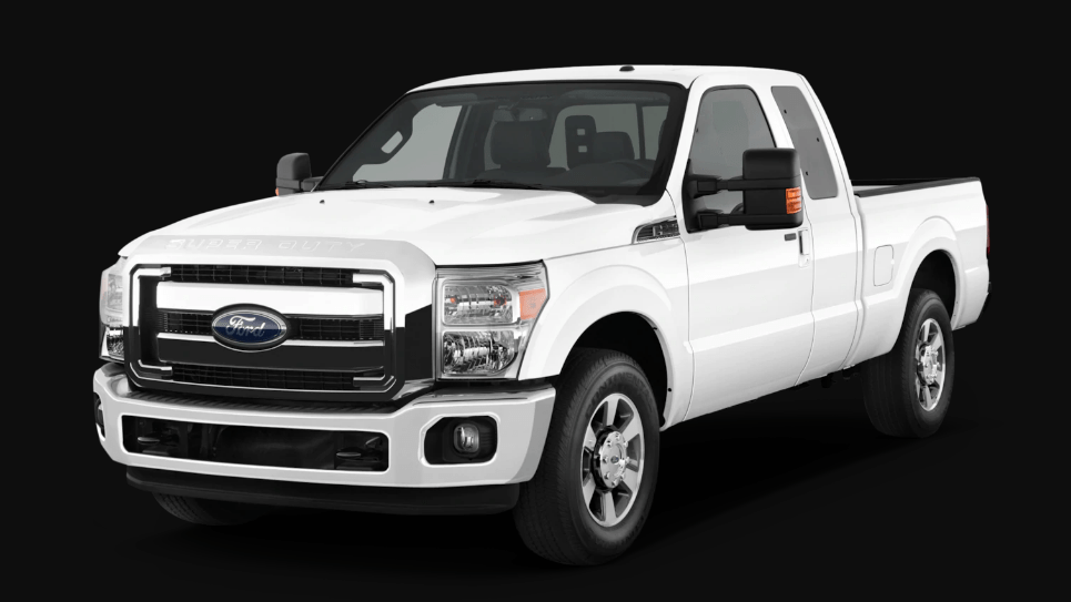 2014 Ford F-250 Concept and Owners Manual
